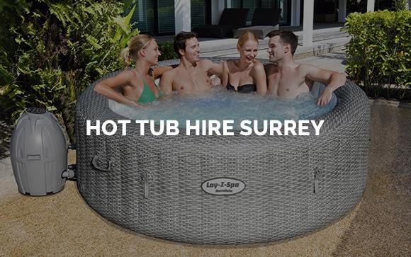 Hot Tub Hire Surrey