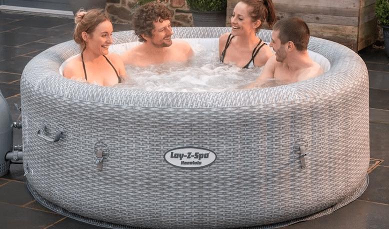 4-6 Person Hot Tub Hire Surrey